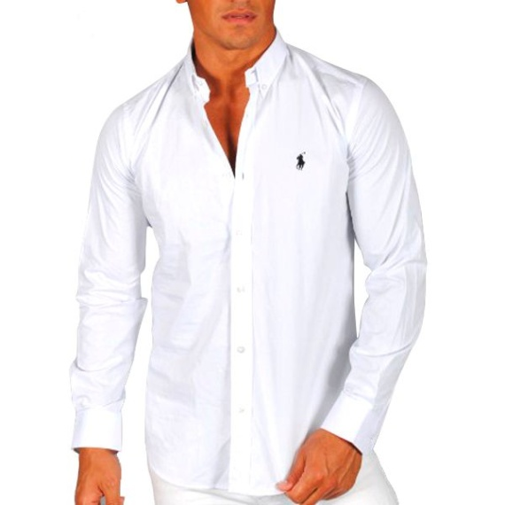 Camisa Moderna Hombre 36 kg #1 BASIC