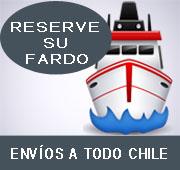Envio de fardos de ropa premium a Chile