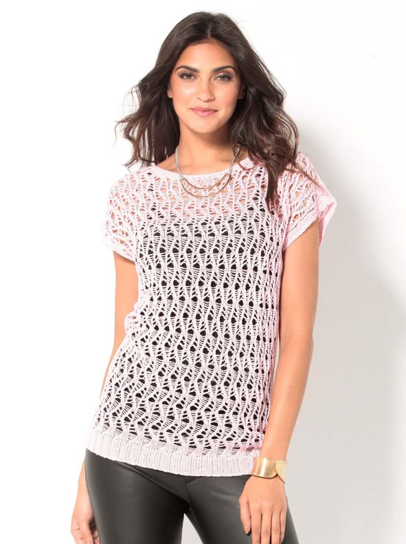 Sweater Juvenil HILO Mujer 36 kg #1 PREMIUM