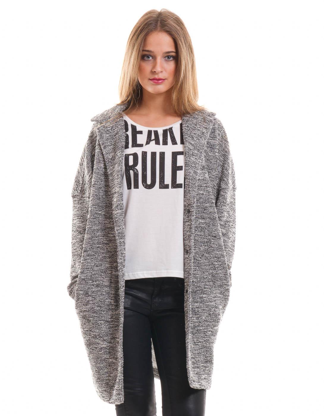 Sweater Largo Juvenil Mujer #1 PREMIUM Barcelona