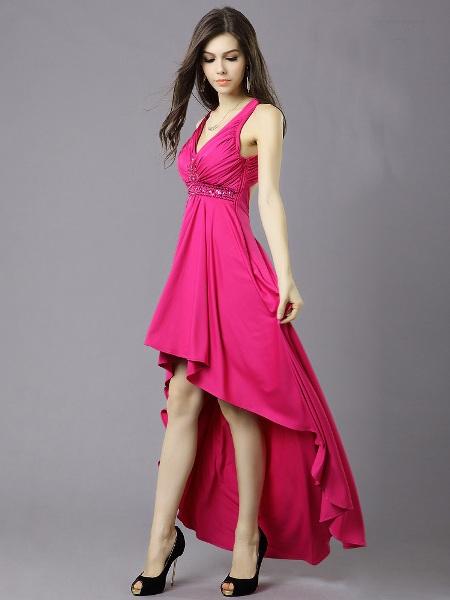 Vestido de Fiesta Juvenil Mujer #1 PREMIUM