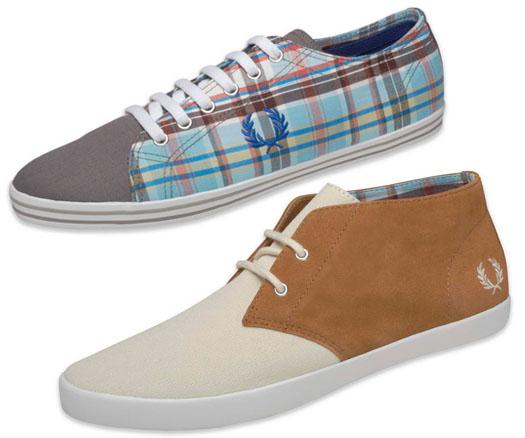Zapato Hombre Fred Perry #1 PREMIUM