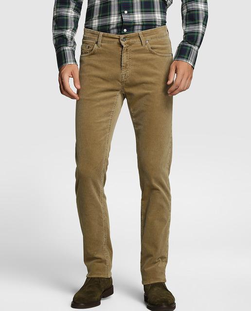 Pantalón de Cotele Hombre #2 #1 OFERTA