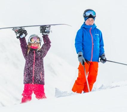 Térmico Nieve Niños #1 OFERTA