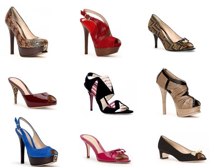 Zapato Fashion Tacón #1 #2 Alta